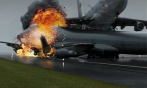 acidentes com aeronaves