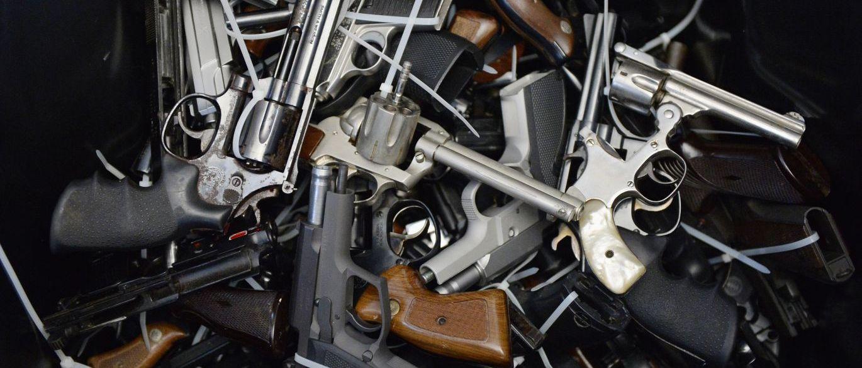 Furto de armas – da dispersão à cooperação  c8d212f2153